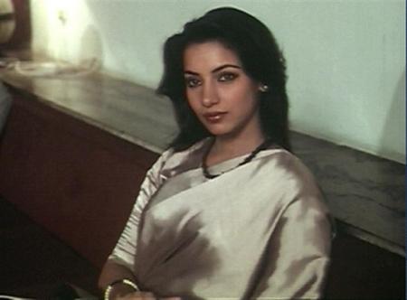 Shabana Azmi poised