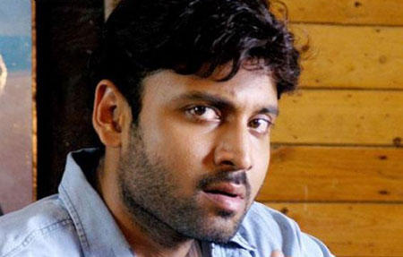 Sumanth hot look