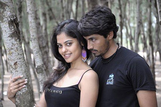 veppam movie Nani and Nithya Menon sexy stills