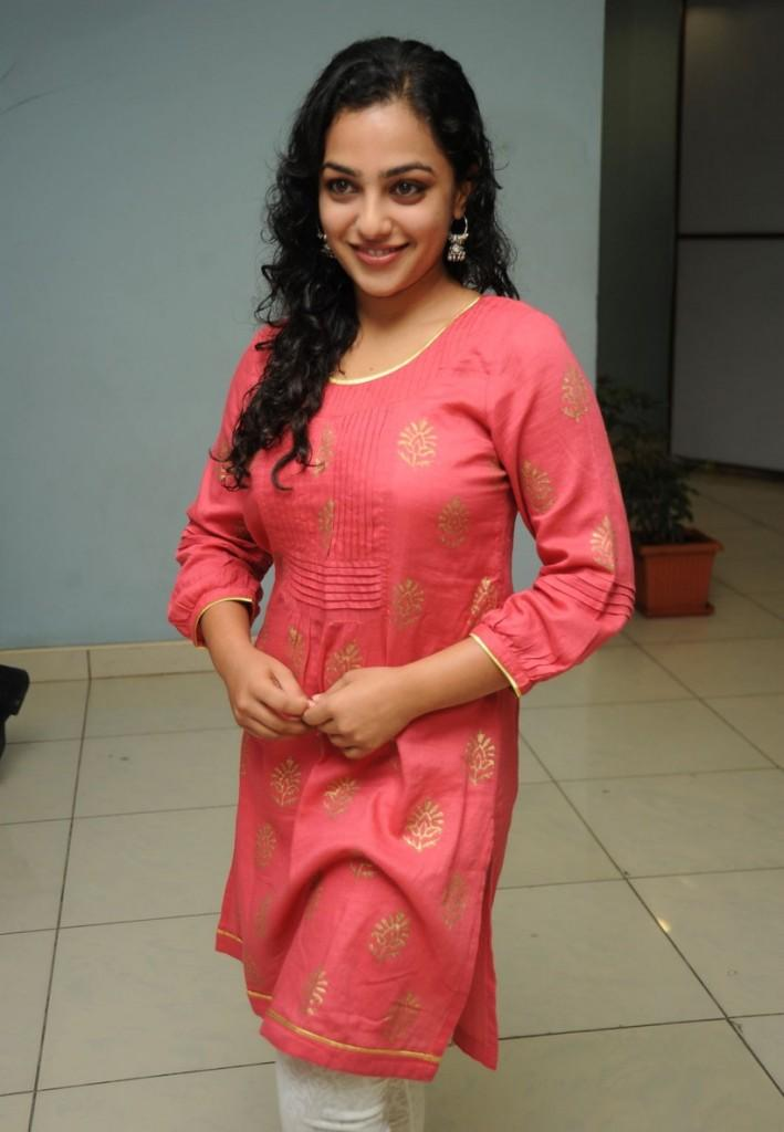 Nithya Menon cute hot picture