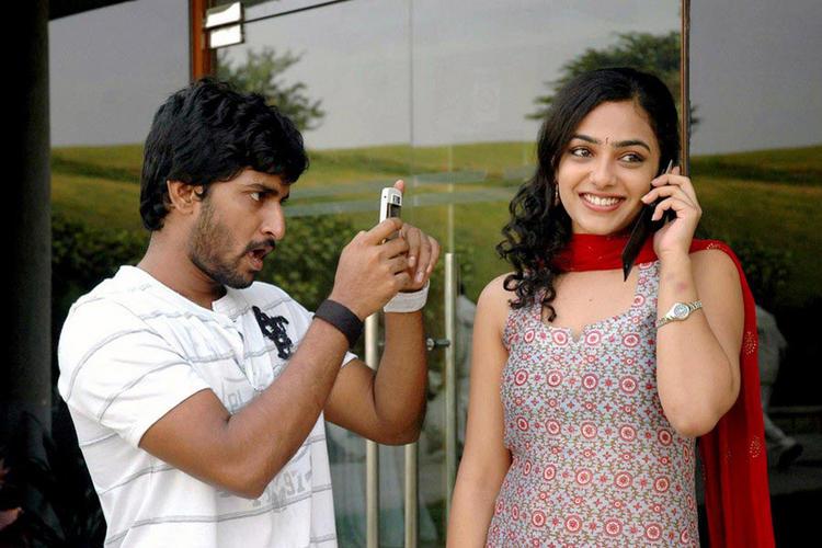 Ala Modalaindi movie Nithya Menon cute stills