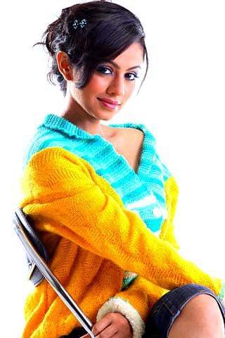Sexy Mansi Parekh