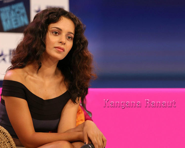 Kangana Ranaut romantic look
