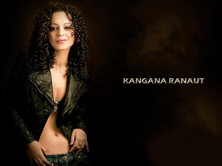 Kangana Ranaut hot and sexy wallpaper