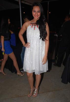 Sonakshi Sinha at Lakme Fashion Week September