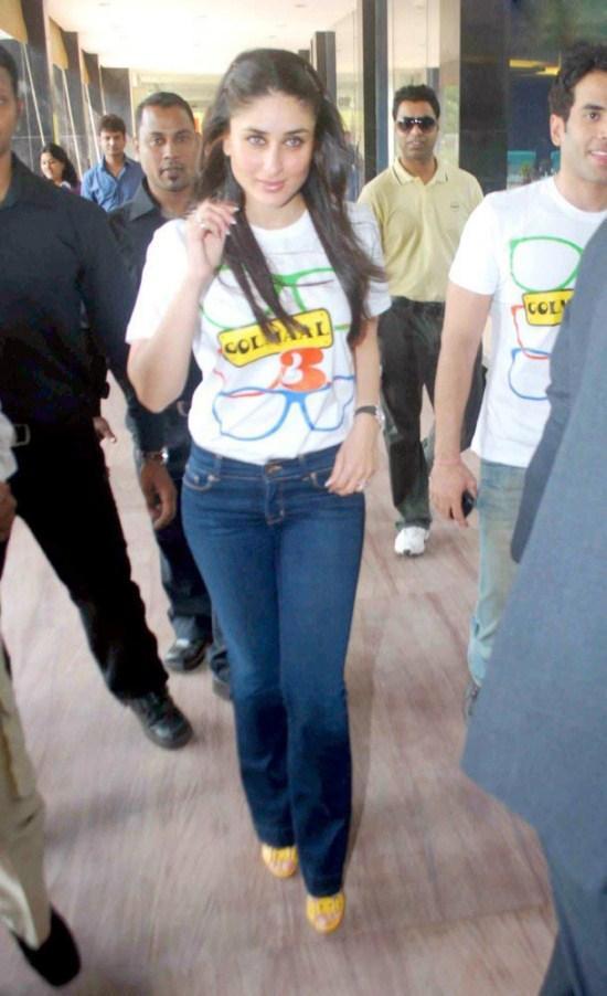 Tushar Kapoor,kareena Kapoor photo