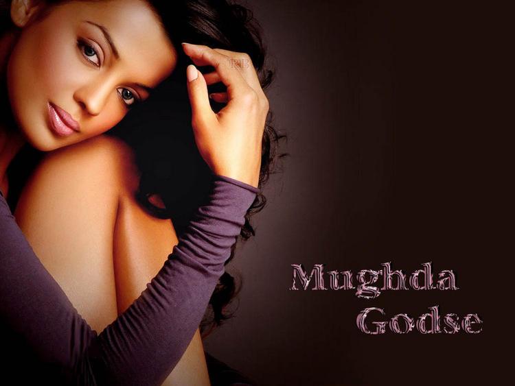Mugdha Godse sexy wallpaper