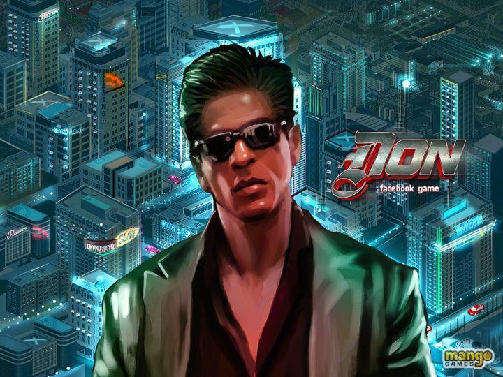New look of SRK