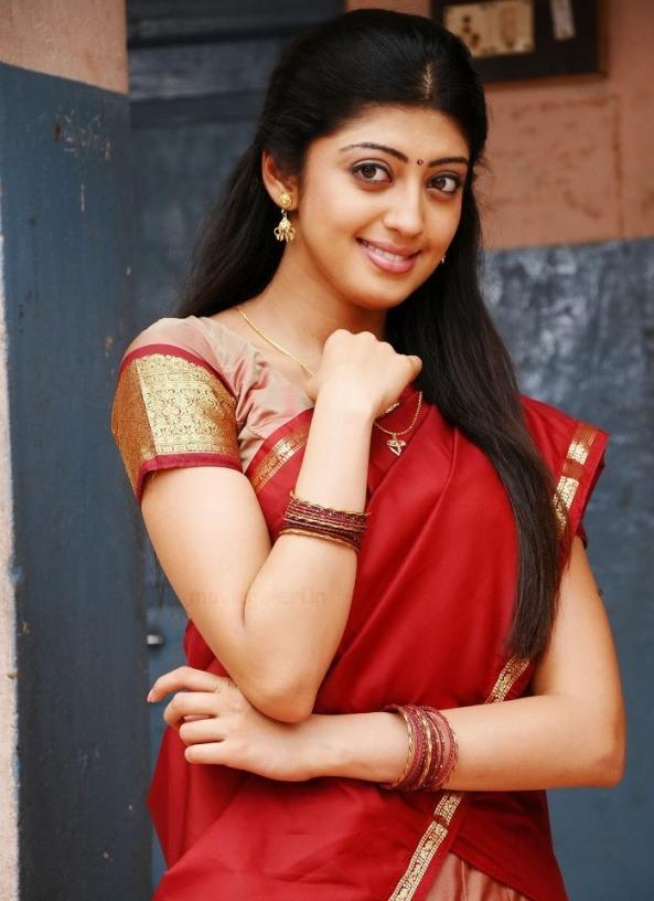 Beautiful Actress Pranitha sweet picture