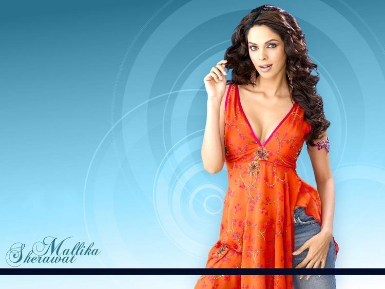 Mallika Sherawat sexy wallpaper