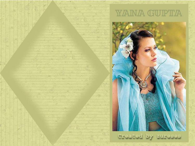 Yana Gupta hot wallpaper