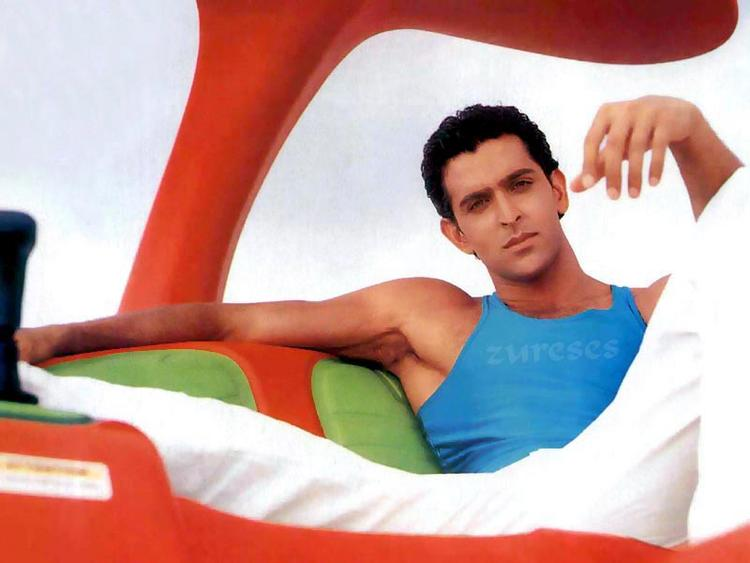 Stylist Hrithik Roshan photo