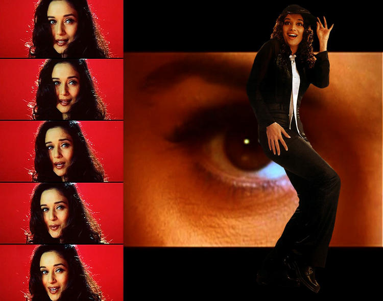 Madhuri Dixit latest wallpaper