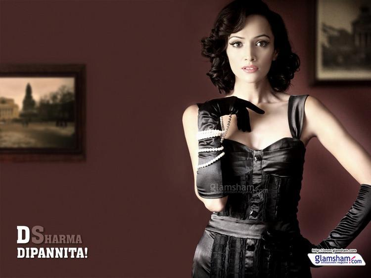 Sexy Dipannita Sharma