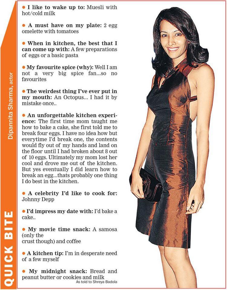 Dipannita Sharma Hits the News Stand
