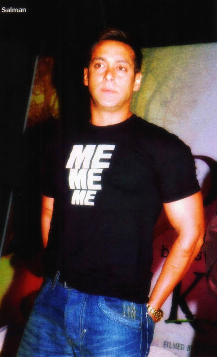 Salman Khan looking gorgeous