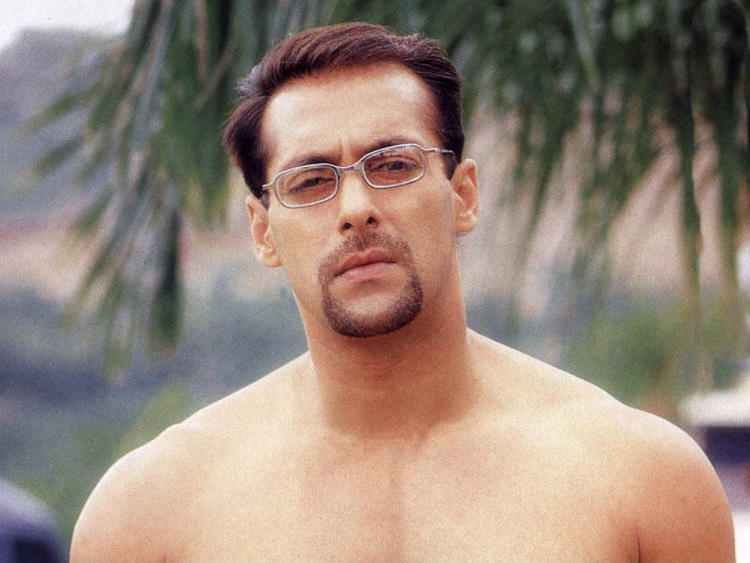 Salman Khan sexy body still