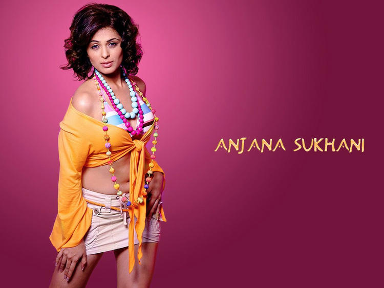 Anjana Sukhani hottest wallpaper