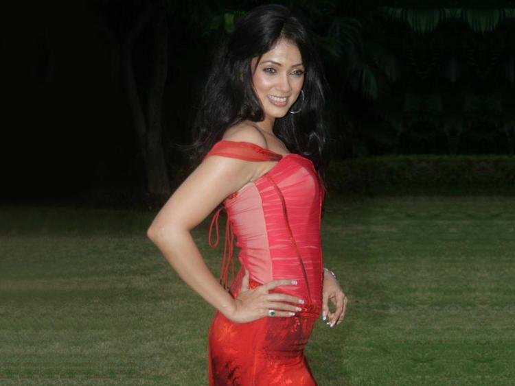 Vidya Malvade red hot stills