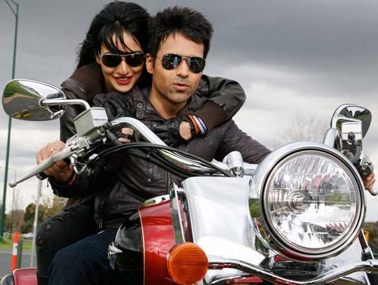 Crook movie Emraan Hashmi bike stills