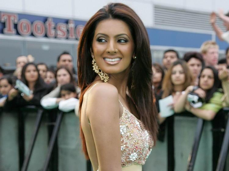 Model Geeta Basra looking gorgeous