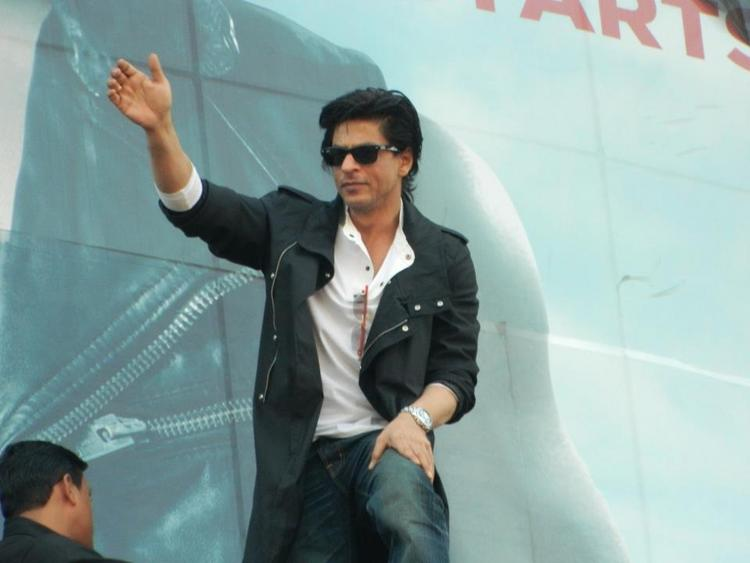 Shahrukh Takes the Stage in Nagpur