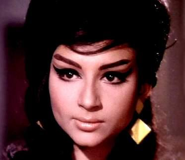 Sharmila Tagore hot look