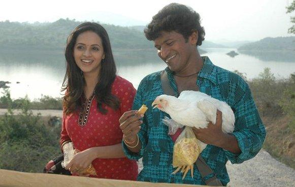 Jackie Kannada movie Puneet Rajkumar cute stills