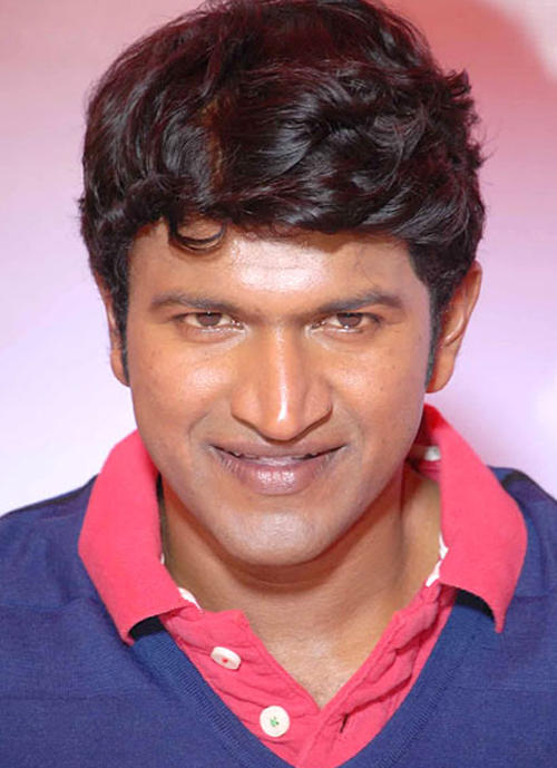 Puneet Rajkumar hot look