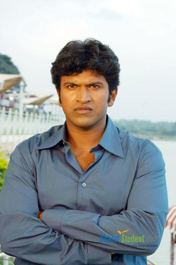 Puneet Rajkumar hot photo