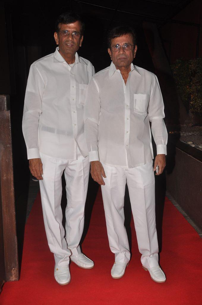 Abbas-Mustan at Dirty Pictures Sucess Party