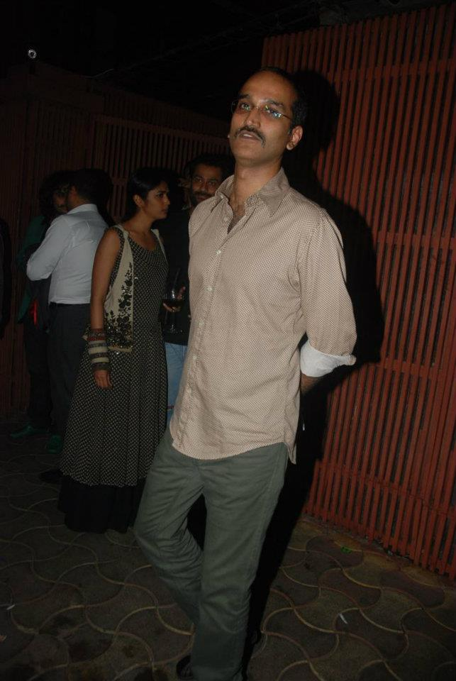 Rohan Sippy at Dirty Pictures Sucess Party
