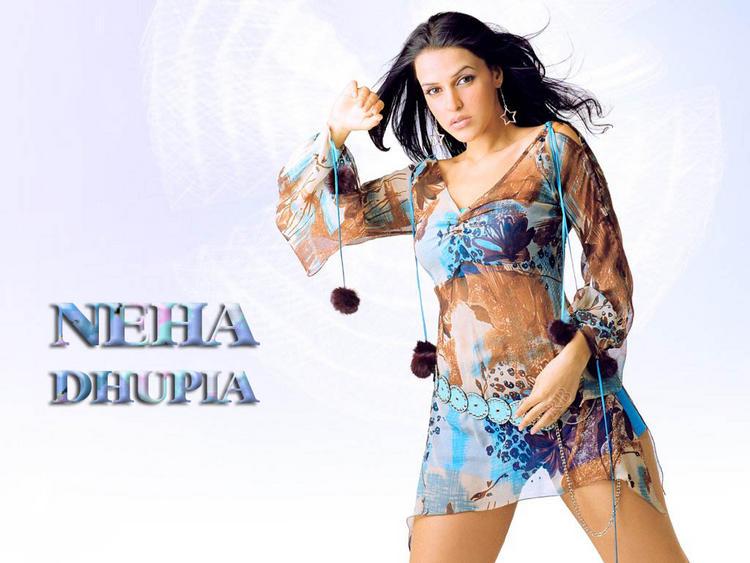 Sexy Neha Dhupia hot picture