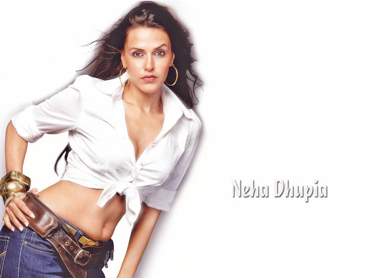 Neha Dhupia hot expose