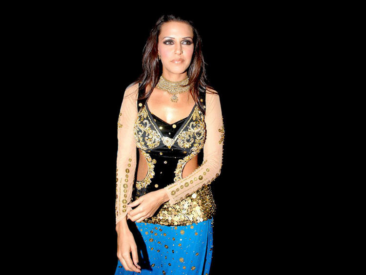 Glam Girl Neha Dhupia gorgeous pics