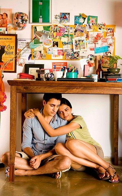 Break Ke Baad Imran Khan and Baad Deepika romance pics