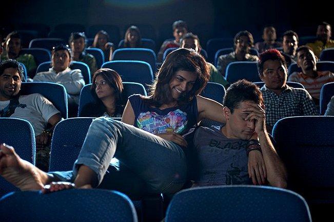Break Ke Baad Imran Khan and Deepika Padukone cute Photos