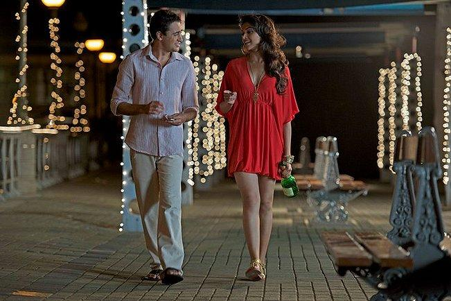Break Ke Baad Imran Khan and Deepika Padukone Photos