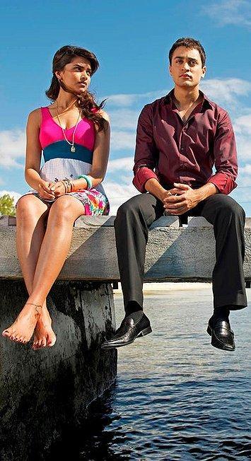 Break Ke Baad Imran Khan pictures with Deepika Padukone