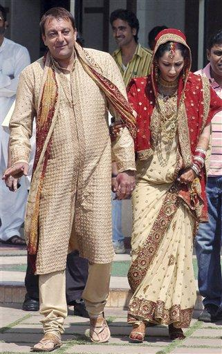 Sanjay Dutt Marriage photo