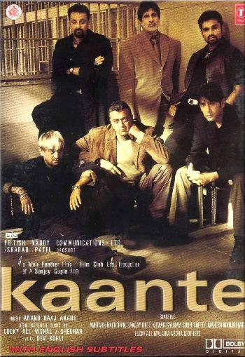 Sanjay Dutt in Kaante wallpaper