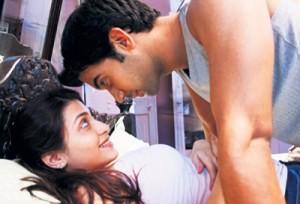 Kainaz Motivala and Raj Kumar romance in Ragini MMS