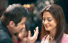Juhi and Anil in Salaam E Ishq