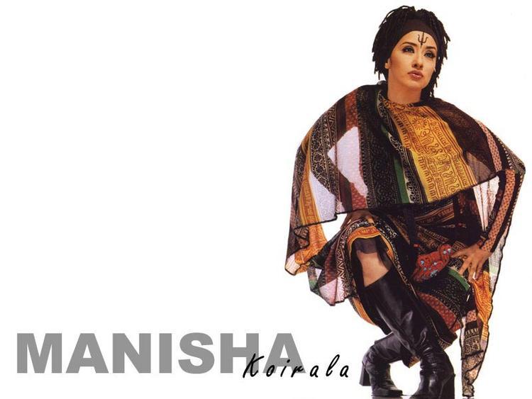 Sexiest Manisha Koirala wallpaper