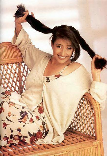 Manisha Koirala Choti cute still