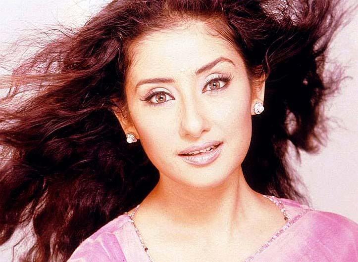 Manisha Koirala hot look