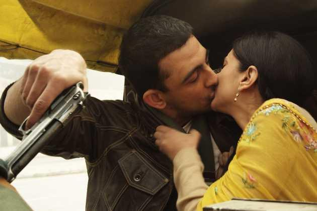 Aditi Rao Arunoday Singh kissing pictures