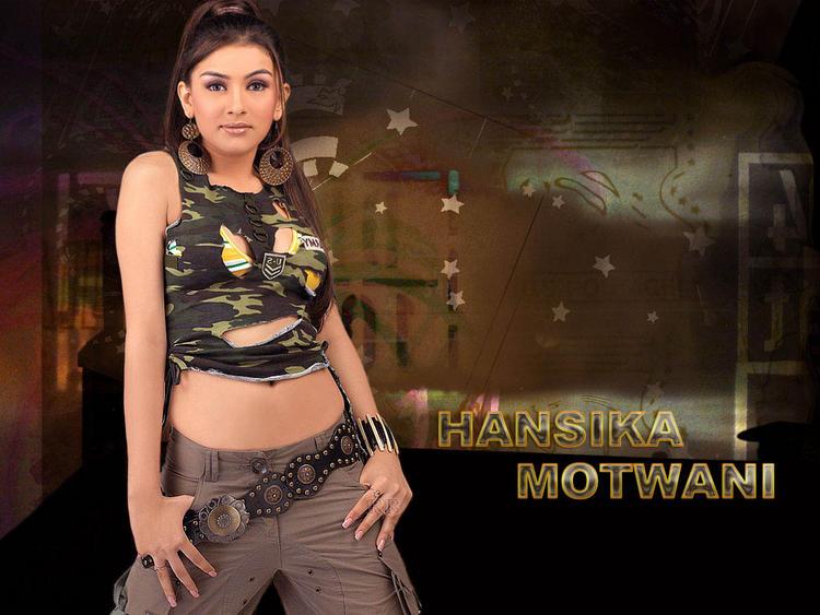 Hotty Hansika Motwani wallpaper