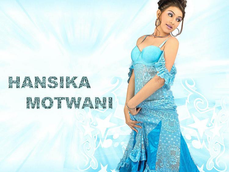 Hansika Motwani latest wallpaper