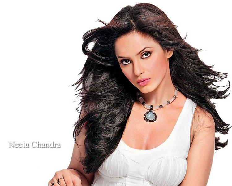Neetu Chandra hot wallpaper